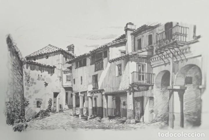Arte: 4 LAMINAS ANTIGUAS (GOYA Y 3 MAS) - Foto 4 - 276262768