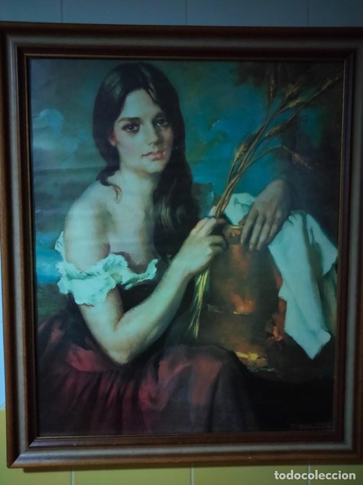 LAMINA ANTIGUA (Arte - Láminas Antiguas)