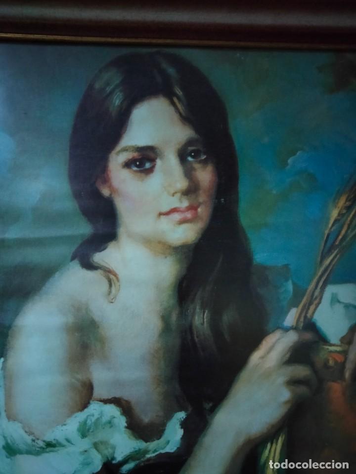 Arte: lamina antigua - Foto 3 - 283371988
