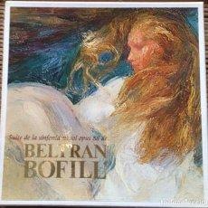 Arte: BELTRÁN BOFILL. SUITE DE LA SINFONÍA EN SOL OPUS 88. 31 LÁMINAS.. Lote 287908238
