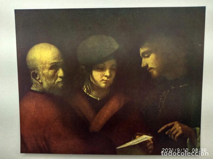 Arte: Las tres edades , Die Galerien Europas, plancha a color nº 335 - Foto 2 - 288430673