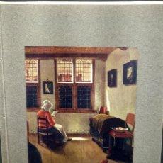 Arte: SALA DE ESTAR DE PIETER HOOCH, DIE GALERIEN EUROPAS, PLANCHA A COLOR Nº 256. Lote 288431953