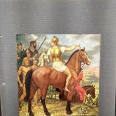 Arte: EL GENERAL DE ARTUR VOLKMANN, PLANCHA Nº 633 DE MEISTER DER FARBE 1912,. Lote 288434513