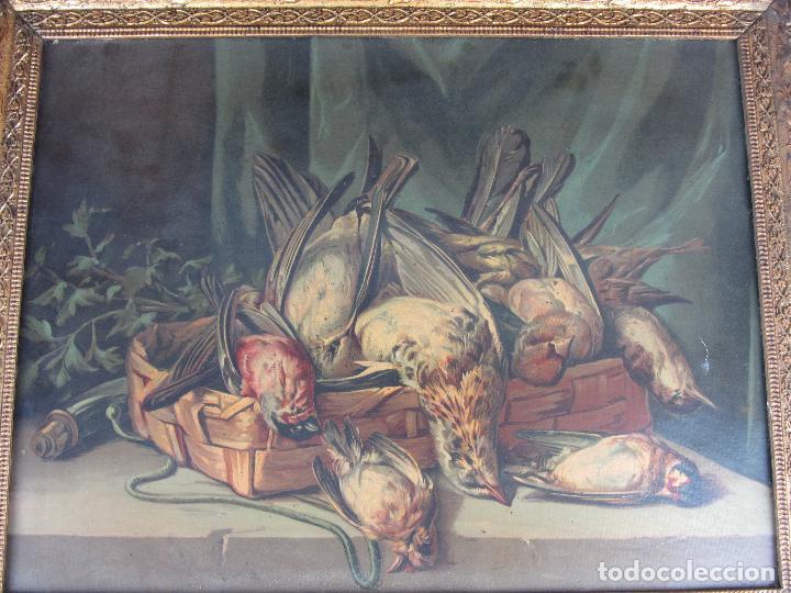 Arte: Seis estampas enmarcadas final de siglo XIX, principio del XX - Foto 4 - 288457393