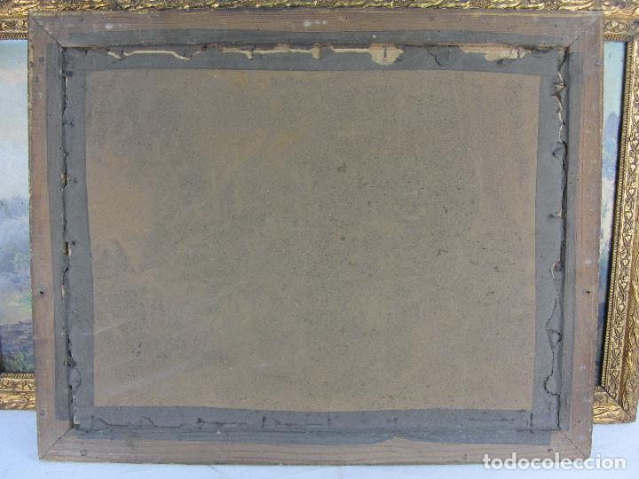 Arte: Seis estampas enmarcadas final de siglo XIX, principio del XX - Foto 11 - 288457393