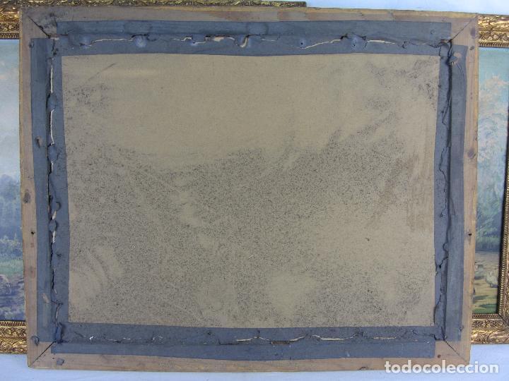 Arte: Seis estampas enmarcadas final de siglo XIX, principio del XX - Foto 14 - 288457393