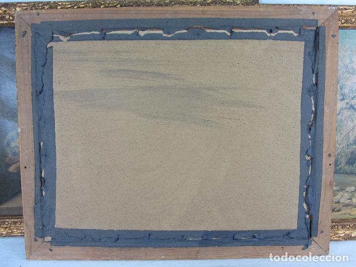 Arte: Seis estampas enmarcadas final de siglo XIX, principio del XX - Foto 16 - 288457393