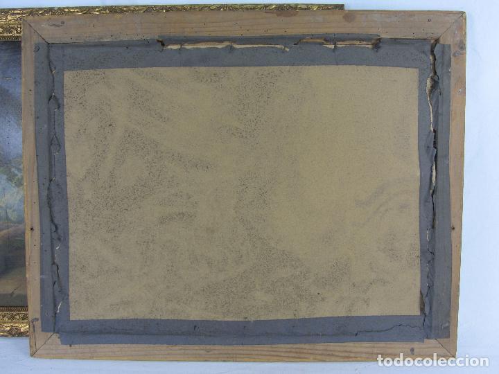 Arte: Seis estampas enmarcadas final de siglo XIX, principio del XX - Foto 18 - 288457393