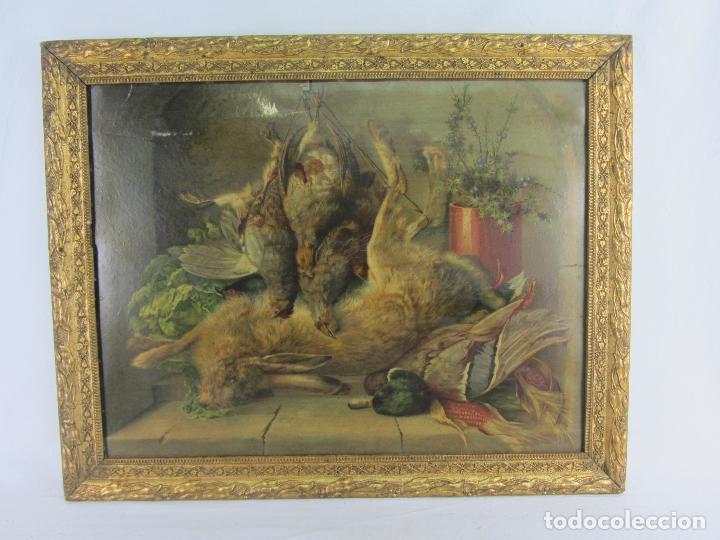 Arte: Seis estampas enmarcadas final de siglo XIX, principio del XX - Foto 19 - 288457393
