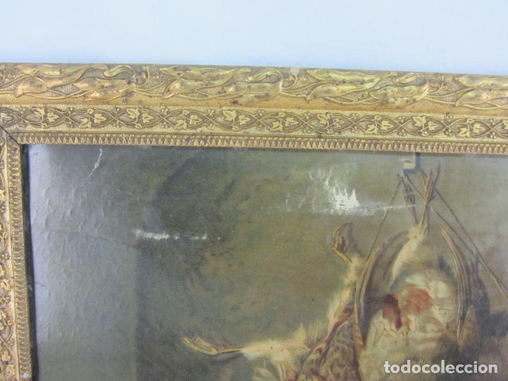 Arte: Seis estampas enmarcadas final de siglo XIX, principio del XX - Foto 20 - 288457393