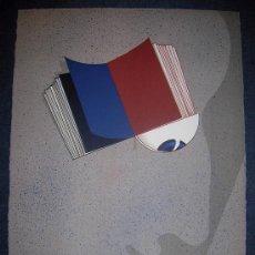 Arte: PLA NARBONA. LITOGRAFÍA. TIRADA ÚNICA DE 150. Nº27.. Lote 11635510