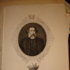 Arte: LITOGRAFIA DE VENANCIO FLORES FINALES SIGLO XIX. Lote 26112072