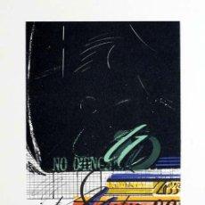 Arte: JAUME GENOVART / NIGHT SKY II. LITOGRAFÍA ORIGINAL FIRMADA A LÁPIZ, NUMERADA. EDICIÓN 80 EJEMPLARES. Lote 20005729