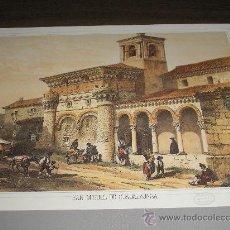 Arte: LITOGRAFIA SAN MIGUEL DE GUADALAJARA - 24,50 X 19 CM.. Lote 26209922
