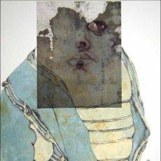 Arte: REINER SCHWARZ / EN UN ESPEJO VIEJO (HOMENAJE A DURERO).LITOGRAFÍA FIRMADA, NUMERADA A LÁPIZ.. Lote 27106770