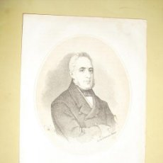 Arte: 1870 LITOGRAFIA DE MINA. Lote 47082398