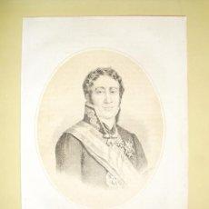 Arte: 1870 LITOGRAFIA DE CALOMARDE. Lote 23912192