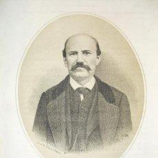 Arte: 1870 LITOGRAFIA DE BECERRA. Lote 25734100