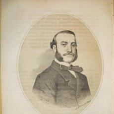 Arte: 1870 LITOGRAFIA DE NOCEDAL. Lote 25899995