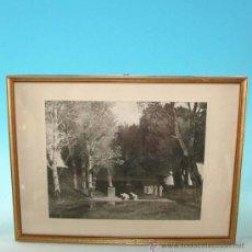 Arte: LITOGRAFÍA, ESCENA MITOLÓGICA, ART NOUVEAU, ALEMANIA 1900 - 1910. Lote 19680925