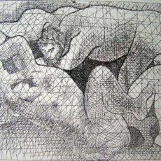 Arte: PICASSO, P. (1881-1973). ILUSTRACION PARA SUITE VOLLARD. LIMITADA 1200EJ. NUM. 220/1200.. Lote 27534200