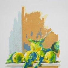 Arte: PRECIOSA LITOGRAFIA ORIGINAL, FIRMADA Y NUMERADA - ERNANI COSTANTINI / 1922 - 2007. Lote 22179312