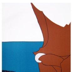 Arte: GARDY ARTIGAS / LE BIJOU BLANC. LITOGRAFÍA ORIGINAL, NUMERADA Y FIRMADA A LÁPIZ. 58 / 80. Lote 27523738