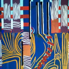 Arte: USLE, J. (1954-). MAGNIFICA LITOGRAFIA. NUMERADA. FIRMADA. 102CM X 71CM. Lote 26324719
