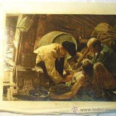 Arte: REPRODUCCION OLEOGRAFICA ARTOLEO DE J. SOROLLA. Lote 26499651