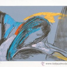 Arte: MARIA JOSÉ LÓPEZ Y LÓPEZ /COMPOSICIÓN.LITOGRAFÍA NUMERADA 29/100 Y FIRMADA A LÁPIZ.*( CIUDAD REAL)* . Lote 26872789