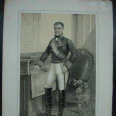 Arte - MILITAR. ESTADO MAYOR DEL EJERCITO ESPAÑOL. FRANCISCO CONWAY. 45 X 31 CM. - 30107625
