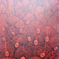 Arte: GURBUZ, S. (1960-). BONITA LITOGRAFIA. EDICION 75 EJEMPLARES. NUMERADA. FIRMADA.. Lote 30692795