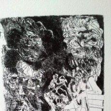 Arte: PICASSO, P. (1881-1973). SUITE VOLLARD. LIMITADA 1200EJ. NUM. 321/1200. EDICION 1973. Lote 31378967