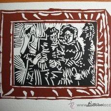 Arte: PICASSO SALA GASPAR 1963 -15 LINOLEUMS RECIENTES. Lote 118882112