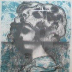Arte: LITOGRAFÍA DE MODEST CUIXART, FIRMADA Y NUMERADA A LÁPIZ . Lote 34727814