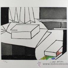 Arte: GARDY ARTIGAS / NATURALEZA MUERTA . LITOGRAFÍA NUMERADA 66 / 75 Y FIRMADA A LÁPIZ. Lote 36316595