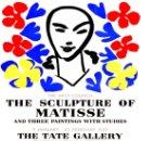 Arte: MATISSE. THE TATE GALLERY. LITOGRAFIA LAMINA CARTEL DE EXPOSICION THE SCULPTURE OF MATISSE DE 1953.. Lote 36433280