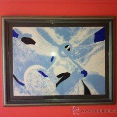 Arte: LITOGRAFIA ORIGINAL ARTISTA JOSEP GUINOVART. Lote 37545264