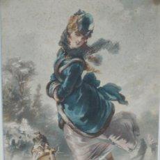 Kunst - LitografÍa. C 1900 - 38490969