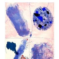Arte: JOSEP GUINOVART BERTRAN, (BARCELONA, 1927 – 2007) LITOGRAFIA HC. Lote 40177747