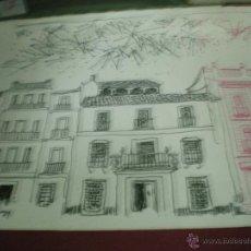 Arte: LITOGRAFIA DE MALDONADO. Lote 40641038