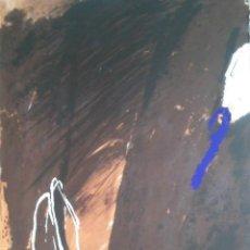 Arte: LITOGRAFIA DE JOSEP NIEBLA , FIRMADA Y NUMERADA A LÁPIZ. Lote 41204651