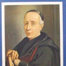 Arte: LITOGRAFÍA ILUMINADA DEL SIGLO XIX DEL PADRE FEIJOO. J. SEIX. R. MARTÍ. 25,7 X 18,7 CM.. Lote 42352026