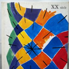 Arte: XXE SIÈCLE Nº35 PANORAMA 70**SAN LAZZARO 1970.2 LITOGRAFÍAS ORIGINALES MARINO MARINI ANNA-E. BERGMAN. Lote 43714782