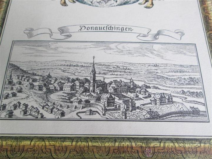 Arte: DONAUEFCHINGEN --- Wappen des Fürftens von Fürftenberg - Foto 3 - 45102458