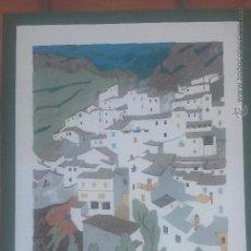 Arte: LITOGRAFIA DE NÚRIA LLIMONA. Lote 45658204