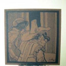 Arte: LITOGRAFÍA JOSEF LIESLER - 1986. Lote 46188685