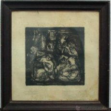 Arte: ALEXIS MACEDONSKI (BUCAREST, 1884 - TARRAGONA 1971). LITOGRAFÍA. Lote 47181954