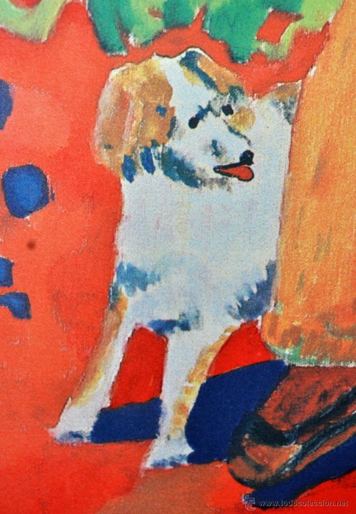 Arte: RAMÓN SANVISENS I MARFULL (Barcelona, 1917-1987) LITOGRAFÍA FIRMADA POR EL ARTISTA. 53/225 - Foto 2 - 47296999