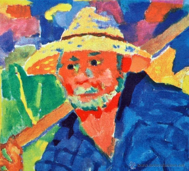 Arte: RAMÓN SANVISENS I MARFULL (Barcelona, 1917-1987) LITOGRAFÍA FIRMADA POR EL ARTISTA. 53/225 - Foto 3 - 47296999